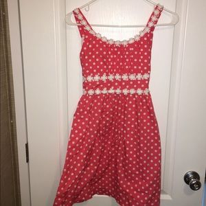 Girls summer rare edition dress